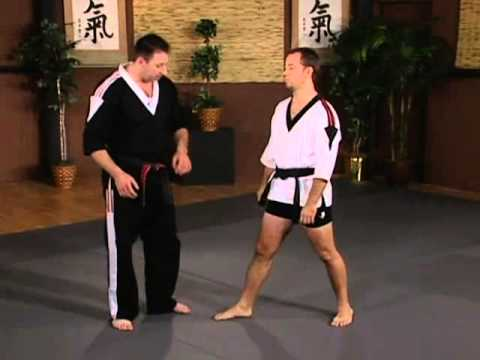 Volume 9: How to Attack Pressure Points Using Kicking Techniques part 1