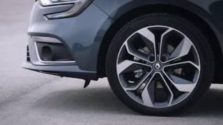 Renault Megane Sedan 2016 Dizayn Videosu