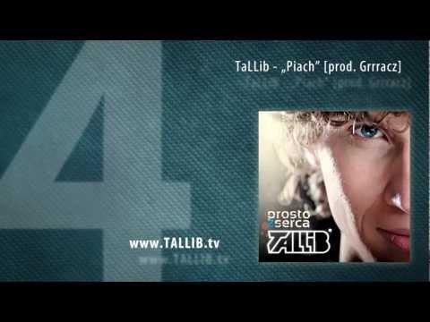 Tekst piosenki Tallib - Piach po polsku