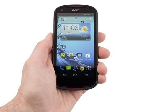Acer Liquid E1 Review