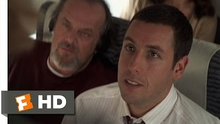 Nonton Anger Management (1/8) Movie CLIP - Rage on a Plane (2003) HD Film Subtitle Indonesia Streaming Movie Download