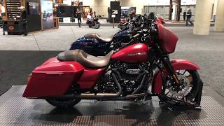8. 2019 HARLEY-DAVIDSON FLHXS STREET GLIDE SPECIAL new colors
