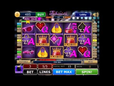 Video of Fashionista Slots