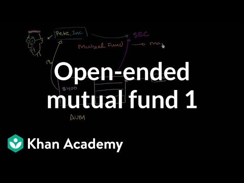 Finance and capital markets: Investment vehicles, insurance and retirement
