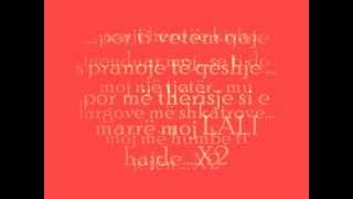 Serenata Korcare -  Me  Tekst