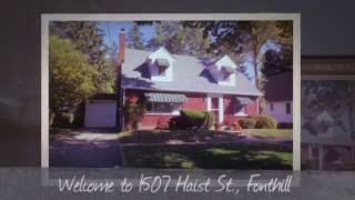 JUST LISTED! 1507 Haist St  Fonthill
