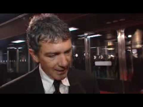 Boriboj - At the Karlovy Vary IFF in the Czech Republic in July 2009, Antonio Banderas discussed getting to the top, his plans beyond Hollywood, and filming in Czechos...