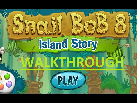 Snail Bob 8 Walkthrough