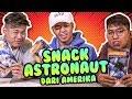 Cobain Makanan Astronaut Food Dari Amerika Cekombak