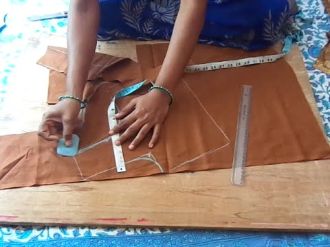 Www.Blouse Cutting In Telugu 85