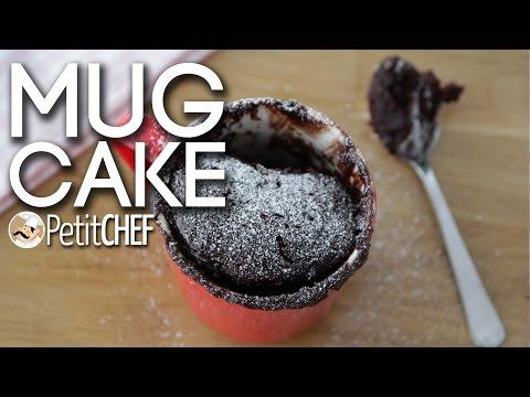 mug cake alla nutella - ricetta