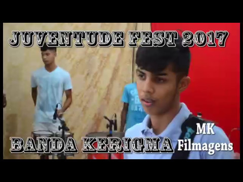 Banda Kerigma no Juventude Fest 2008 em Araci - AVI