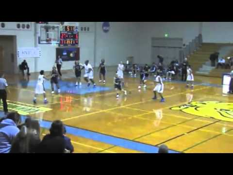 Goucher vs. Notre Dame (Md.) Highlights - 11/20/13