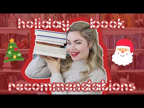 Holiday Book Recommendations!