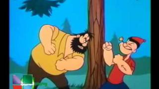 Popeye Marinarul - Episodul 3
