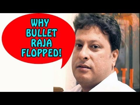 Tigmanshu Dhulia - Bullet raja flopped because of me