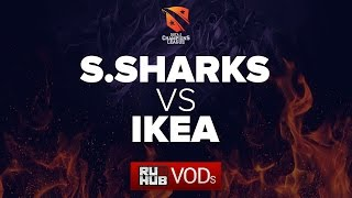 Sanguine Sharks vs IKEA, D2CL Season 9 [LightOfHeaveN, Lex]