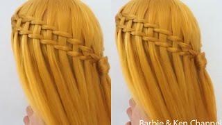 ถักเปียสวยๆ : Cute and Easy Braid [Ep.72] #hair - HowTo: สอนทำทรงผมรับปริญญาแบบง่ายๆ ด้วยตัวเอง #4