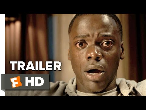 Get Out Official Trailer 1 (2017) - Daniel Kaluuya Movie