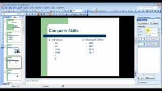 Microsoft PowerPoint 2003 pt2