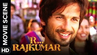 Shahid is awestruck by Sonakshi | R...Rajkumar | Movie Scene full download video download mp3 download music download