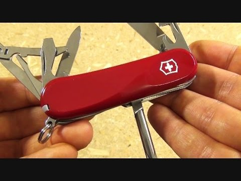 Victorinox Evolution S16 Swiss Army Knife (Formerly Wenger)