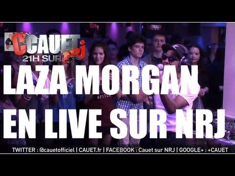 Live Laza Morgan