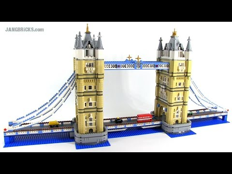 Bridge - Follow http://JANGBRiCKS.com & http://facebook.com/JangBricks Subscribe to see the latest videos as they're released! I do new & old set reviews, custom creations, and more. Thoughtful comments...