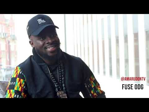 Fuse ODG Interview: Changing The Narrative Of Africa | (Part 1) New Africa Nation