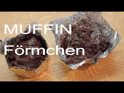 TIPP II: Muffin Förmchen [schnell selbstgemacht]