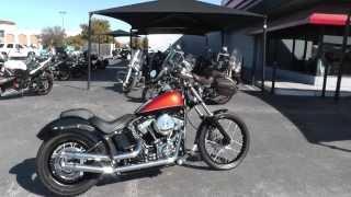 9. 029525 - 2011 Harley Davidson Blackline FXS - Used Motorcycle For Sale