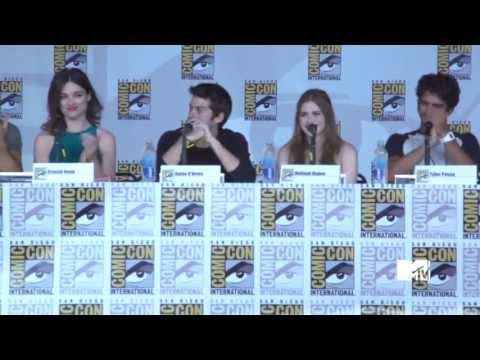 SDCC 2013: Official TW Panel Part 1
