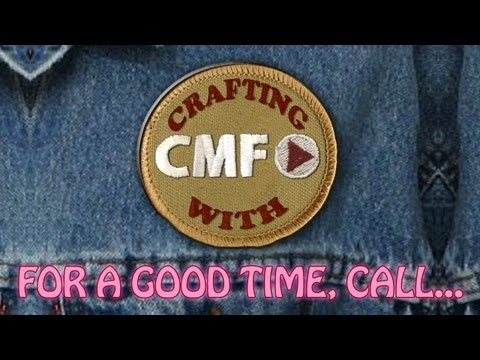 Crafting with CMF - For A Good Time, Call...