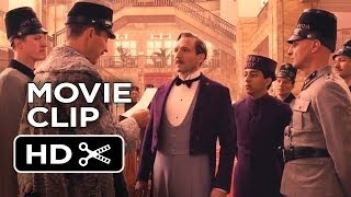 The Grand Budapest Hotel Movie Clip   The Police Are Here  2014    Wes Anderson Comedy Hd