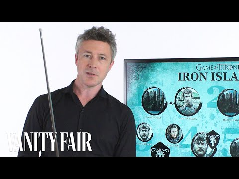Littlefinger Recaps Game of Thrones Season 6 in 5 Minutes | Vanity Fair