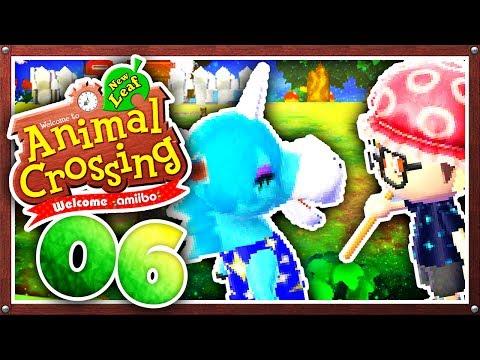 DER NEUE EINWOHNER! 🐶 #06 [Staffel 5] • Let's Play Animal Crossing New Leaf
