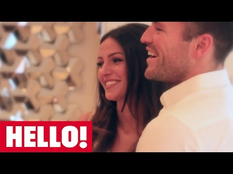 Behind the scenes with Mark Wright and Michelle Keegan as they count down to their big day