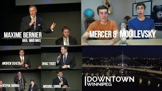 Conservative leadership Forum: Mercer & Mogilevsky Show