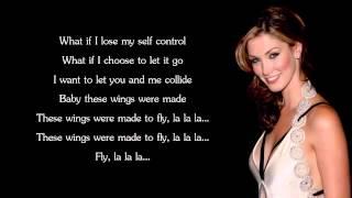 Delta Goodrem - Wings (Lyrics)