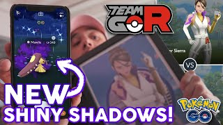 NEW SHINY SHADOW POKÉMON! How to Beat NEW Team GO Rocket Leaders! by Trainer Tips