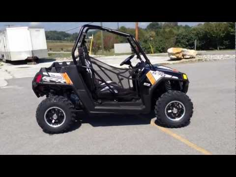 2013 Polaris Ranger RZR 570 EPS Trail LE in Black at Tommy's MotorSports