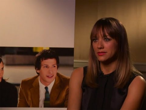 Celeste and Jesse Forever Rashida Jones Talks