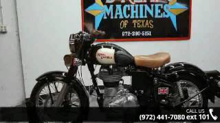 4. 2013 Royal Enfield Bullet G5 Deluxe  - Dream Machines of ...