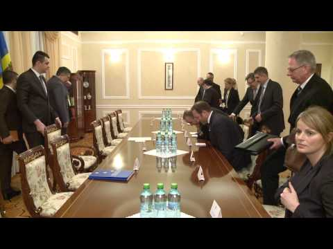 Moldovan president, EU officials discuss European agenda