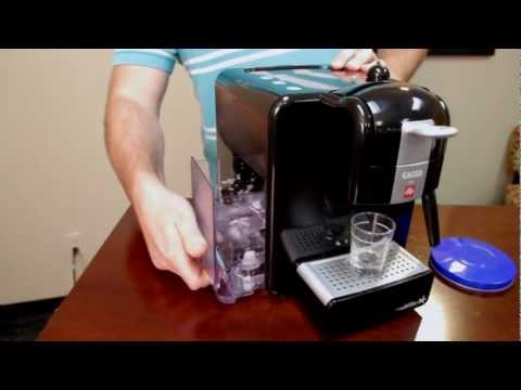 Introduction:  Gaggia for Illy