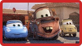 If you love Cars 3 from Disney Pixar you'll love this jigsaw puzzles for kids. The jigsaw puzzle we are putting together today features Lightning McQueen's girlfriend Sally, his best friend Mater and another friend Luigi.Have you seen Cars 3 yet? Who is your favourite character? I love Jackson Storm and Cruz Ramirez. Let me know in the comments below.Also, did you know Cars 3 is also known as Carros 3, and Lightning McQueen has many other names around the world including Rayo McQueen and Relampago McQueenJigsaw Puzzles are fun for all the family all around the world, and have many different names depending on where you live - here are a few of them: quebra-cabeças, пазл, паззл, pussel, yapboz, trò chơi xếp hình, أُحْجِيَّةُ الصُّوَرُ الـمُقَطَّعَةُ, 拼图玩具, palapeli, 조각 맞추기 퍼즐, puzzel, skládačka, układanka, rompecabezas, ตัวต่อสำหรับสร้างเป็นภาพ, картинка-пазл, quebra-cabeça, slagalica, puslespil, παζλ, ジグソーパズル, puslespill.😀😀😀😀😀😀😀😀😀😀   SUBSCRIBE   😀😀😀😀😀😀😀😀😀😀Like our videos? Subscribe for more every day http://bit.ly/1N2x3rU❤️💛💙💜❤️💛💙   RECOMMENDED VIDEOS   ❤️💛💙💜❤️💛💙 Disney Jigsaw Puzzles Mickey & Minnie Mouse Pluto Goofy Donald & Daisy Duck Mickey Mouse Clubhousehttps://www.youtube.com/watch?v=7nrhS7E6rwYDinosaur Finger Family Nursery Rhyme Collection Disney Pixar Good Dinosaur with Olaf from Frozen https://www.youtube.com/watch?v=dA6xxx0Ui7oThomas & Friends: Emily Vs Thomas, Percy, Diesel, Toby, James Daddy Finger Nursery Rhyme Compilationhttps://www.youtube.com/watch?v=ZvCLZF-qnwUMickey Mouse Clubhouse Explore - Mickey Mouse Clubhouse Finger Family Children's Nursery Rhymeshttps://www.youtube.com/watch?v=dKngRJqRQXkDinosaur Finger Family Nursery Rhyme Collection Disney Pixar Good Dinosaur Big Hero 6 Hiro Baymaxhttps://www.youtube.com/watch?v=ZtajLzx5NUw