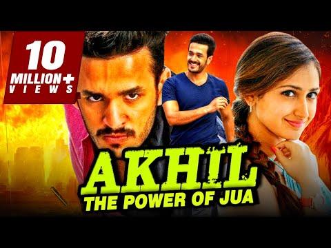 Akhil The Power Of Jua - Akhil Akkineni Action Blockbuster Hindi Dubbed Movie | Sayyeshaa