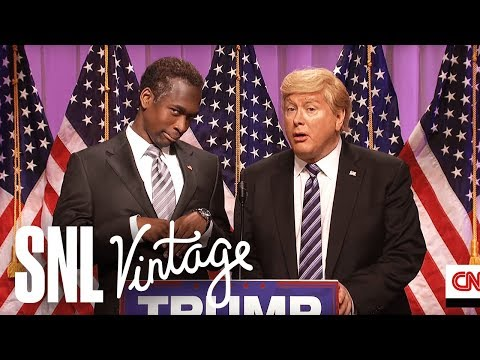 Saturday Night Live Ben Carson s Endorsement of Donald Trump and an Interview with Bernie
