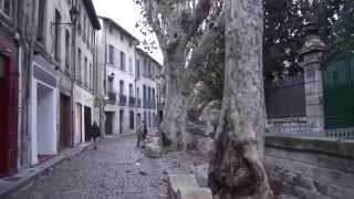 Avignon France  city photos : Avignon, France part 1, walking tour in Old Town