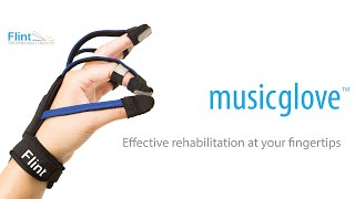 MusicGlove: a clinically validated music-based rehabilitation device. In this video, Flint Rehabiltiation Devices, LLC demonstrates use of the MusicGlove, the ...